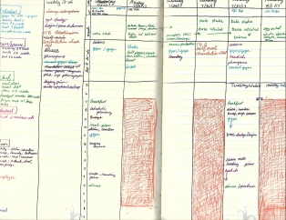 nursing school schedule, planning,